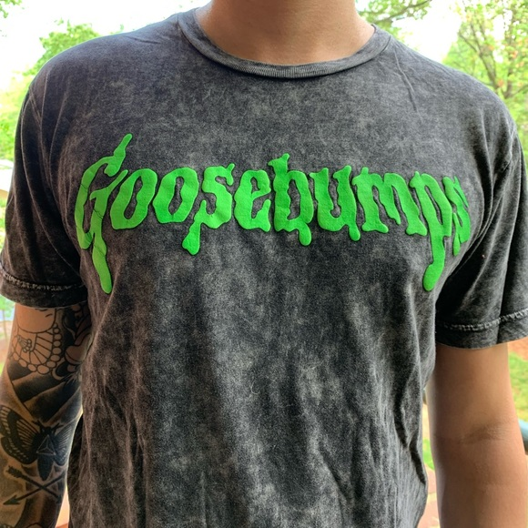 Goosebumps Other - Goosebumps Tee